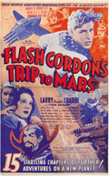 Movie Posters:Serial, Flash Gordon's Trip to Mars (Universal, 1938). Pressbook (8 pages)and Buck Rogers (Universal 1938). Pressbook (8 pages)... (Total: 2Items)