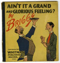 Platinum Age (1897-1937):Miscellaneous, Ain't It a Grand & Glorious Feeling? (Whitman, 1922) Condition:GD....