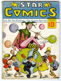 Platinum Age (1897-1937):Miscellaneous, Star Comics V1#1 (Harry 'A' Chesler, 1937) Condition: GD....