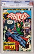 Bronze Age (1970-1979):Horror, Tomb of Dracula #19 Massachusette Copy pedigree (Marvel, 1974) CGCNM/MT 9.8 White pages....