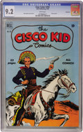 Golden Age (1938-1955):Western, Four Color #292 The Cisco Kid - Vancouver pedigree (Dell, 1950) CGCNM- 9.2 White pages....