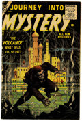 Silver Age (1956-1969):Horror, Journey Into Mystery #37 (Marvel, 1956) Condition: FN-....