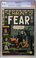Golden Age (1938-1955):Horror, Haunt of Fear #5 Gaines File pedigree (EC, 1951) CGC NM+ 9.6Off-white to white pages....
