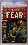 Golden Age (1938-1955):Horror, Haunt of Fear #9 Gaines File pedigree (EC, 1951) CGC NM+ 9.6 Whitepages....