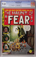 Golden Age (1938-1955):Horror, Haunt of Fear #7 Gaines File pedigree (EC, 1951) CGC NM/MT 9.8Off-white to white pages....