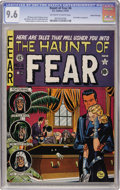 Golden Age (1938-1955):Horror, Haunt of Fear #6 Gaines File pedigree (EC, 1951) CGC NM+ 9.6Off-white to white pages....