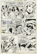Original Comic Art:Panel Pages, Neal Adams and Dick Giordano - Batman #243, page 12 Original Art(DC, 1972)....