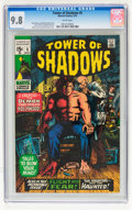 Bronze Age (1970-1979):Horror, Tower of Shadows #5 (Marvel, 1970) CGC NM/MT 9.8 White pages....