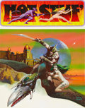 Original Comic Art:Covers, Ken Barr Hot Stuf' #1 Cover Original Art (S. Q. Productions, 1974)....