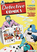 Original Comic Art:Covers, Dick Sprang Detective Comics #118 Batman and Joker CoverRecreation (1992)....