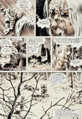 "Original Comic Art:Panel Pages, Bernie Wrightson Creepy #63 ""Jenifer"" page 3 Original Art(Warren, 1974)...."