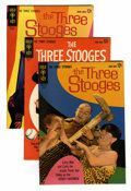 Silver Age (1956-1969):Humor, Three Stooges #12-23 File Copies Group (Gold Key, 1963-65) Condition: Average NM-.... (Total: 12 Comic Books)