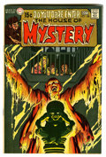 Bronze Age (1970-1979):Horror, House of Mystery #188 (DC, 1970) Condition: NM-....
