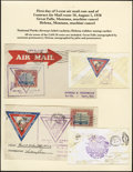 Stamps, Specialized First Day 5¢ Rate Exhibit,... (Total: 1 Misc)