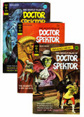 Bronze Age (1970-1979):Horror, Occult Files of Doctor Spektor File Copies Group (Gold Key,1973-76) Condition: Average VF/NM.... (Total: 14 Comic Books)