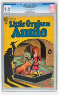 Golden Age (1938-1955):Miscellaneous, Little Orphan Annie #1 (Dell, 1948) CGC NM- 9.2 Off-white to white pages....