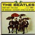 Music Memorabilia:Recordings, The Beatles 4 By The Beatles EP (Capitol R-5365, 1965)....