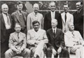 Baseball Collectibles:Photos, 1939 Hall of Fame Induction Class News Photograph.. ...
