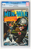 Silver Age (1956-1969):War, All-American Men of War #115 (DC, 1966) CGC NM 9.4 Off-white to white pages....