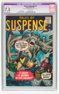 Silver Age (1956-1969):Horror, Tales of Suspense #6 (Marvel, 1959) CGC Apparent VF- 7.5 Slight (A)Off-white pages....