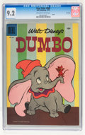 Golden Age (1938-1955):Funny Animal, Four Color #668 Dumbo - File Copy (Dell, 1958) CGC NM- 9.2Off-white to white pages....