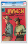 Silver Age (1956-1969):Western, Four Color #970 Lawman (#1) File Copy (Dell, 1959) CGC NM- 9.2Off-white pages....