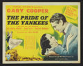 """Movie Posters:Sports, The Pride of the Yankees (RKO, 1942). Title Lobby Card (11"""" X 14""""). Sports.. ..."""