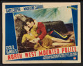 "Movie Posters:Adventure, North West Mounted Police (Paramount, 1940). Lobby Cards (7) (11"" X14""). Adventure.. ... (Total: 7 Items)"