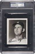 Autographs:Photos, Early 1970's Thurman Munson Signed Photograph, PSA Mint 9....
