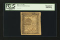 Colonial Notes:Delaware, Delaware May 1, 1777 18d PCGS Choice About New 58PPQ....