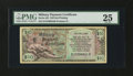 Military Payment Certificates:Series 481, Series 481 $10 PMG Very Fine 25....