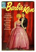 Silver Age (1956-1969):Miscellaneous, Barbie and Ken #5 (Dell, 1964) Condition: VF....