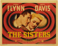 "Movie Posters:Drama, The Sisters (Warner Brothers, 1938). Title Lobby Card (11"" X 14"").. ..."