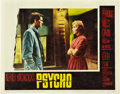 """Movie Posters:Hitchcock, Psycho (Paramount, 1960). Lobby Cards (3) (11"""" X 14"""").. ... (Total: 3 Items)"""