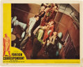 """Movie Posters:Hitchcock, Foreign Correspondent (United Artists, 1940). Lobby Card (11"""" X 14"""").. ..."""