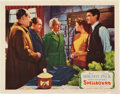 "Movie Posters:Hitchcock, Spellbound (United Artists, 1945). Lobby Cards (3) (11"" X 14"")..... (Total: 3 Items)"