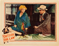 "Movie Posters:Crime, Outside the Law (Universal, 1930). Lobby Card (11"" X 14"").. ..."
