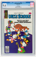 Bronze Age (1970-1979):Cartoon Character, Uncle Scrooge #163 File Copy (Gold Key, 1979) CGC NM+ 9.6 Whitepages....