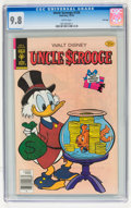 Bronze Age (1970-1979):Cartoon Character, Uncle Scrooge #159 File Copy (Gold Key, 1978) CGC NM/MT 9.8 Whitepages....