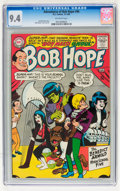 Silver Age (1956-1969):Humor, The Adventures of Bob Hope #96 (DC, 1965) CGC NM 9.4 Off-white pages....