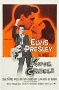 "Movie Posters:Elvis Presley, King Creole (Paramount, 1958). One Sheet (27"" X 41"").. ..."