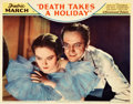 "Movie Posters:Fantasy, Death Takes a Holiday (Paramount, 1934). Lobby Card (11"" X 14"").. ..."