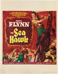 "Movie Posters:Adventure, The Sea Hawk (Warner Brothers, 1940). Jumbo Window Card (22"" X28"").. ..."