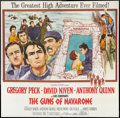 "Movie Posters:Adventure, The Guns of Navarone (Columbia, 1961). Six Sheet (81"" X 81"").Adventure.. ..."