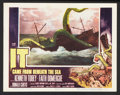 "Movie Posters:Science Fiction, It Came from Beneath the Sea (Columbia, 1955). Lobby Card (11"" X14""). Science Fiction.. ..."