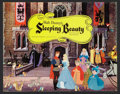 "Movie Posters:Animated, Sleeping Beauty (Buena Vista, 1959 and R-1970). Title Lobby Card(11"" X 14""), International Lobby Cards (2) (11"" X 14""), and...(Total: 6 Items)"