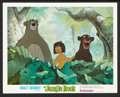 """Movie Posters:Animated, Jungle Book (Buena Vista, 1967). Lobby Cards (3) (11"""" X 14""""). Adventure.. ... (Total: 3 Items)"""