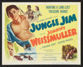 "Movie Posters:Adventure, Jungle Jim (Columbia, 1948). Lobby Card Set of 8 (11"" X 14"").Adventure.. ... (Total: 8 Items)"