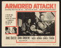 "Movie Posters:War, Armored Attack Lot (NTA, 1957). Lobby Cards (12) (11"" X 14""). War..... (Total: 12 Items)"