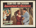 "Movie Posters:Adventure, Appointment in Honduras Lot (RKO, 1953). Lobby Cards (6) (11"" X14""). Adventure.. ... (Total: 6 Items)"